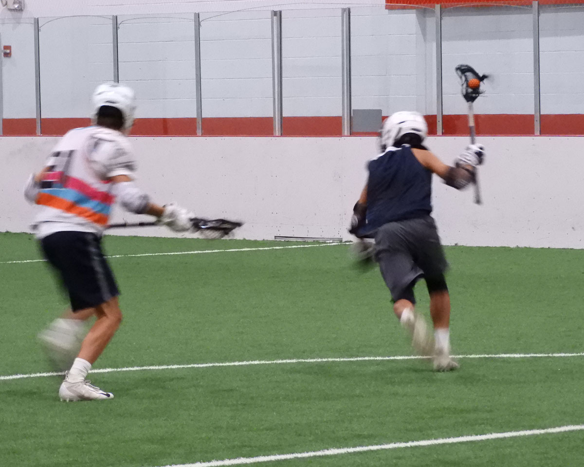 Box Lacrosse Clear